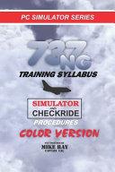 737NG Training Syllabus PDF