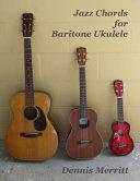 Jazz Chords for Baritone Ukulele PDF