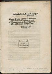 Magni Athanasij Episcopi in psalmorum effectus. & proprietates diuina sequestratio