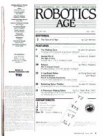 Robotics Age PDF