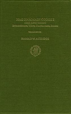 Nag Hammadi Codex I  The Jung Codex