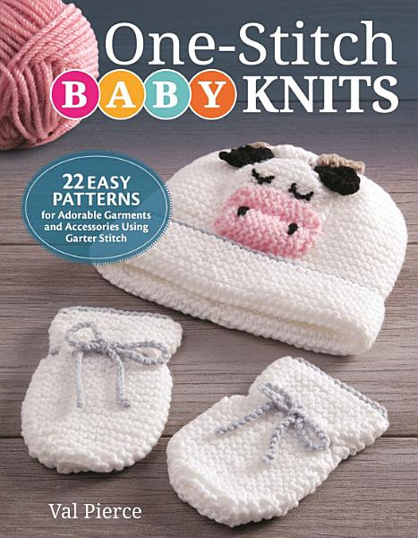 Download One Stitch Baby Knits Book