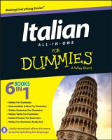 Italian All in One For Dummies PDF