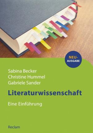 Literaturwissenschaft  Eine Einf  hrung PDF
