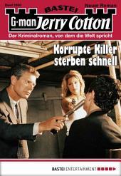 Jerry Cotton - Folge 2960: Korrupte Killer sterben schnell