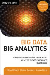 Big Data  Big Analytics PDF