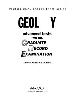 Geology PDF