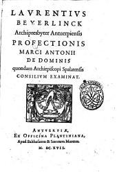 De fide haereticis seruanda dissertatio Roberti Sweerti Antuerpiensis, theologi ... aduersus elenchum Danielis Planci ..