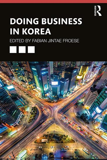 Doing Business in Korea PDF