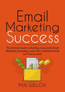 Email Marketing Success PDF