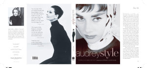 Audrey Style Book