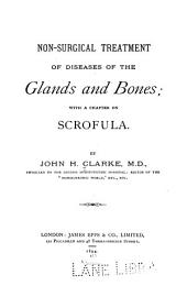 Non-surgical treatment of diseases of the glands and bones