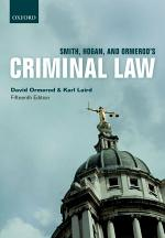 Smith, Hogan, and Ormerod's Criminal Law