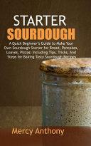 Starter Sourdough Book