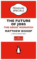 The Economist  The Future of Jobs PDF
