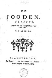 De Jooden, Blyspel. - Amsterdam, Bockelaar 1774
