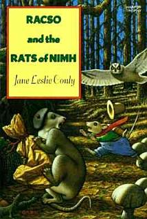 Racso and the Rats of NIMH Book