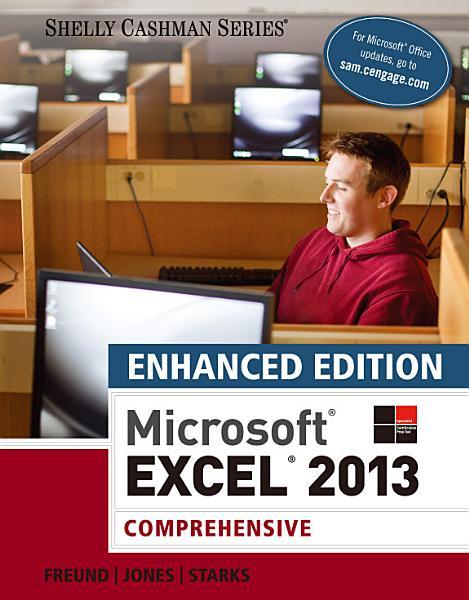 Enhanced Microsoft Excel 2013  Comprehensive PDF