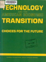 Technology and the American Economic Transition PDF