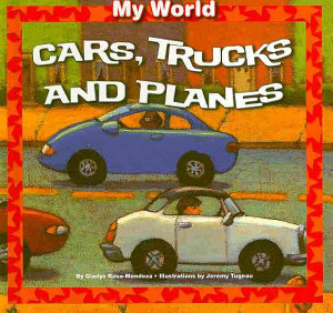 Cars  Trucks  and Planes PDF