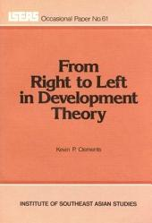 From Right to Left in Development Theory