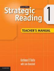 Strategic Reading Level 1 Teacher s Manual PDF