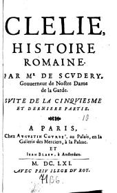 Clélie: histoire romaine, Volume10