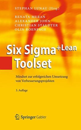 Six Sigma Lean Toolset PDF