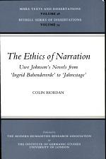 The Ethics of Narration