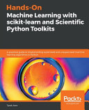 Hands On Machine Learning with Scikit learn and Scientific Python Toolkits PDF