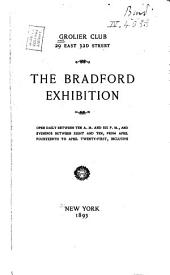 Catalogue of Books Printed by William Bradford: And Other Printers in the Middle Colonies