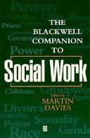 Blackwell Companion to Social Work PDF
