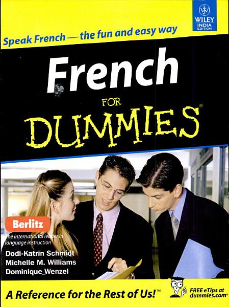 FRENCH FOR DUMMIES(With CD)
