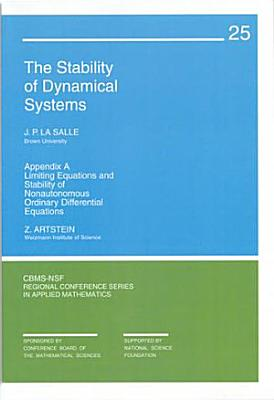 The Stability of Dynamical Systems PDF