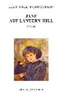 Jane auf Lantern Hill PDF