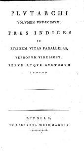 Quae supersunt omnia, graece et latine: Volume 11