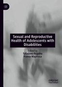 Sexual and Reproductive Health of Adolescents with Disabilities