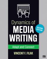 Dynamics of Media Writing PDF