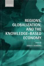 Regions  Globalization  and the Knowledge Based Economy PDF