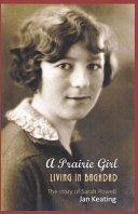 A Prairie Girl