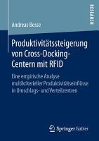 Produktivit  tssteigerung von Cross Docking Centern mit RFID PDF
