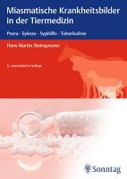 Miasmatische Krankheitsbilder in der Tiermedizin PDF