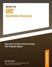 Master the GRE Quantitative Reasoning