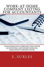 Work-at-Home Company Listing for Accountants