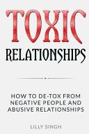 Toxic Relationships Book PDF