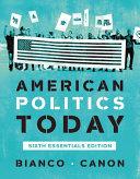 American Politics Today PDF