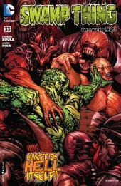 Swamp Thing (2011- ) #33