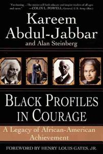 Black Profiles in Courage Book