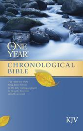 The One Year Chronological Bible KJV