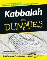 Kabbalah For Dummies PDF
